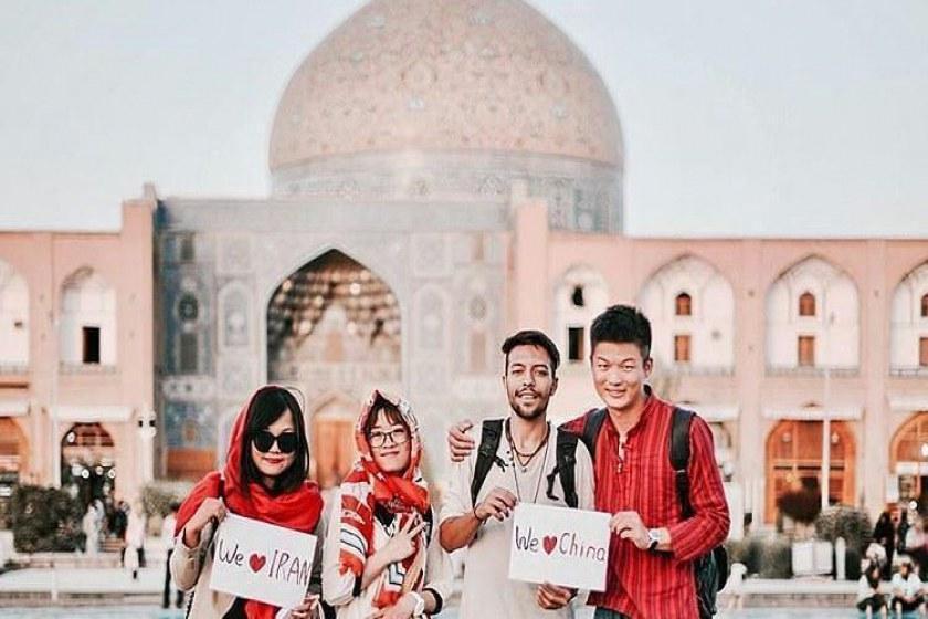 گردشگران چینی هدف صنعت توریسم ورودی به ایران