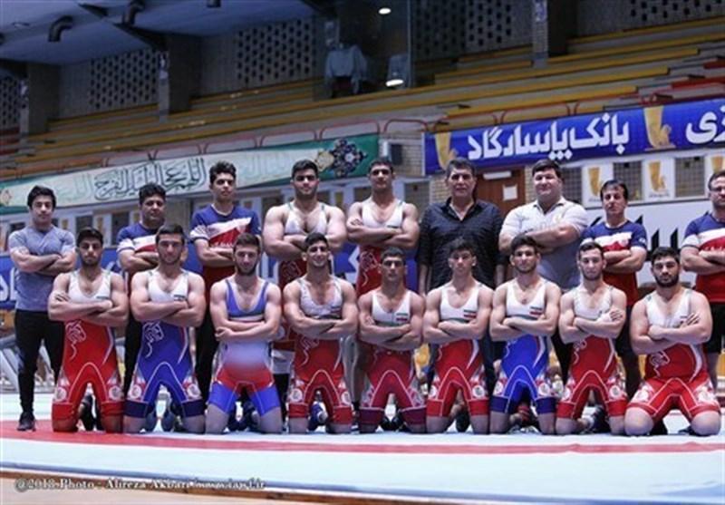 کشتی فرنگی جوانان قهرمانی دنیا، تیم ایران برای دومین سال پیاپی قهرمان شد