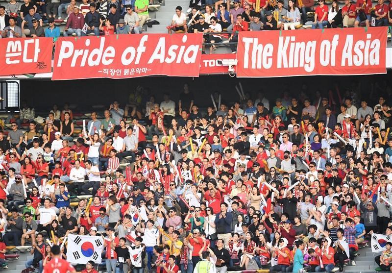 گزارش خبرنگار اعزامی خبرنگاران از امارات، هیجان مثال زدنی کره ای ها و پیش بینی آنها از فینالیست های جام
