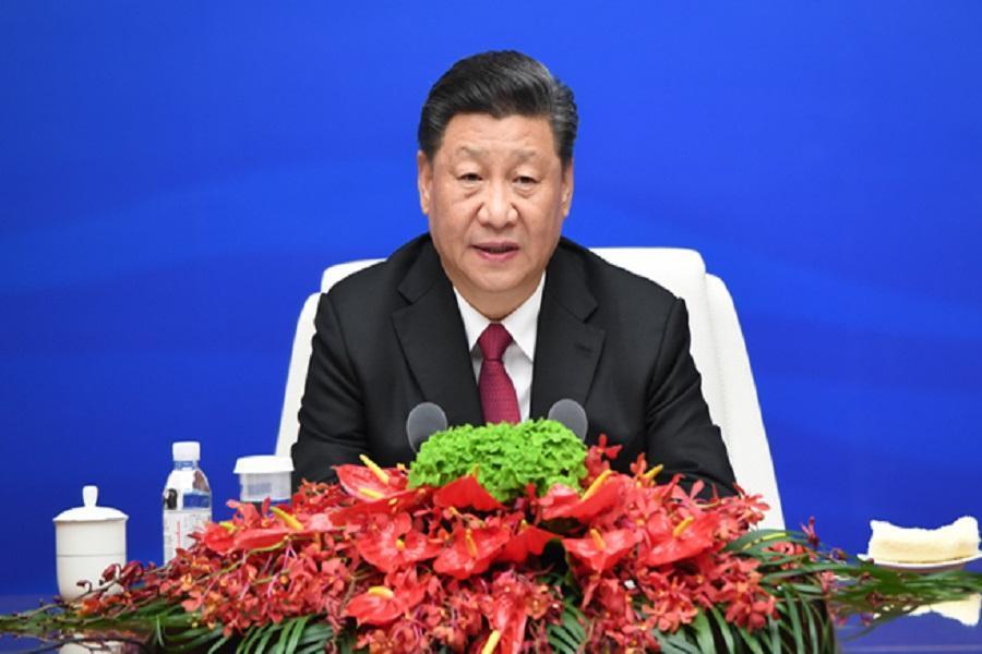 رییس جمهوری چین: امنیت دنیا منوط به امنیت دریا است