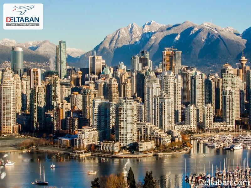 جدیدترین هتلهای شهر ونکوور در کانادا