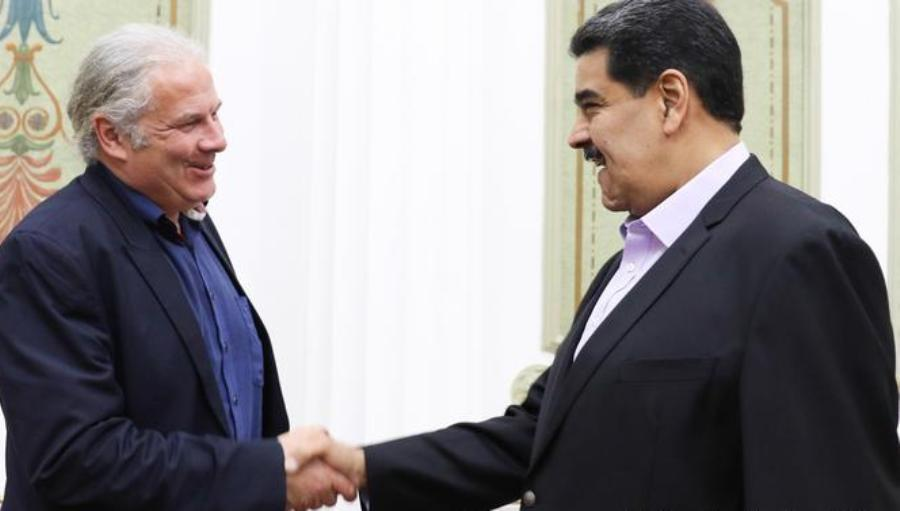 انتقاد از نماینده مجلس آلمان برای همبستگی با مردم ونزوئلا