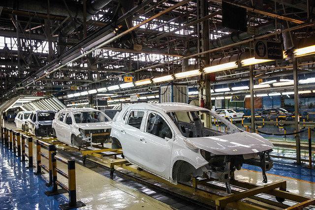 خودروهای ناقص در کمترین زمان تجاری می گردد