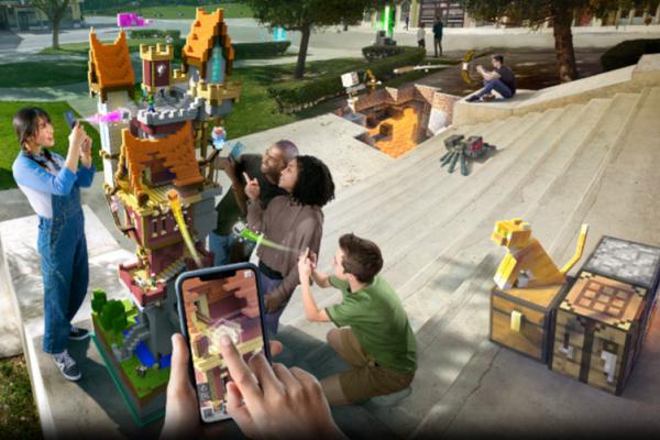 لذت تماشای دنیایی متفاوت با بازی Earth Minecraft