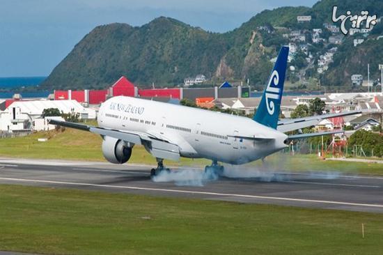 خطرناک ترین باند های فرودگاه جهان