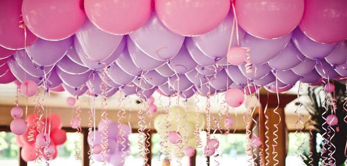ایده های جذاب برای تزئین میز تولد دخترانه