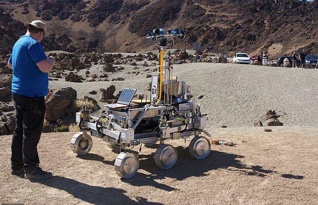 کاوشگر مریخ روزالیند تکمیل شد