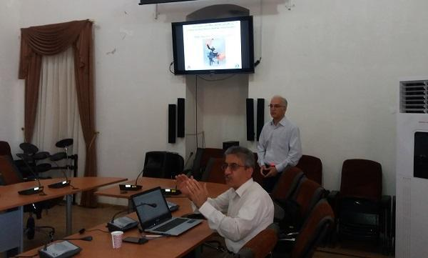برگزاری کارگاه آموزشی کاربرد فناوری های جدید در مرمت بناهای تاریخی در بجنورد