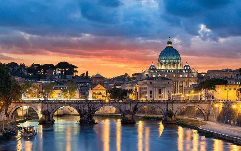 گشتی در ایتالیا