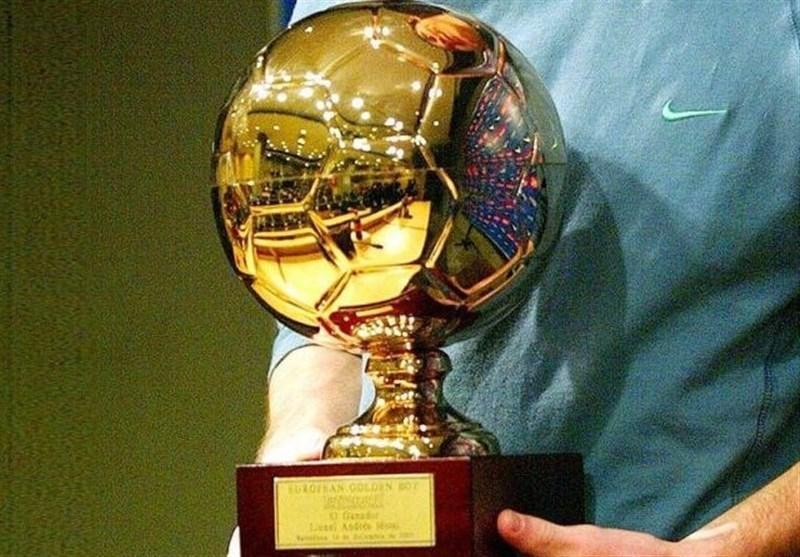 نامزدهای کسب جایزه پسر طلایی فوتبال اروپا معرفی شدند