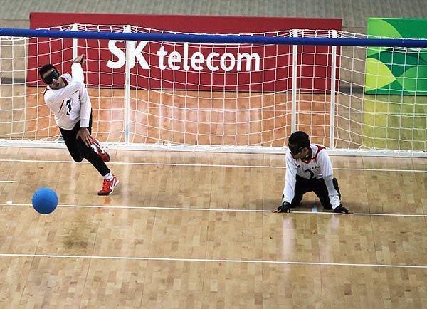 سرمربی تیم ملی گلبال: از چینی ها انتقام می گیریم