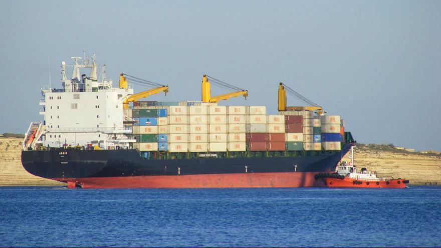 آمریکا دو شرکت کشتیرانی چین را تحریم کرد