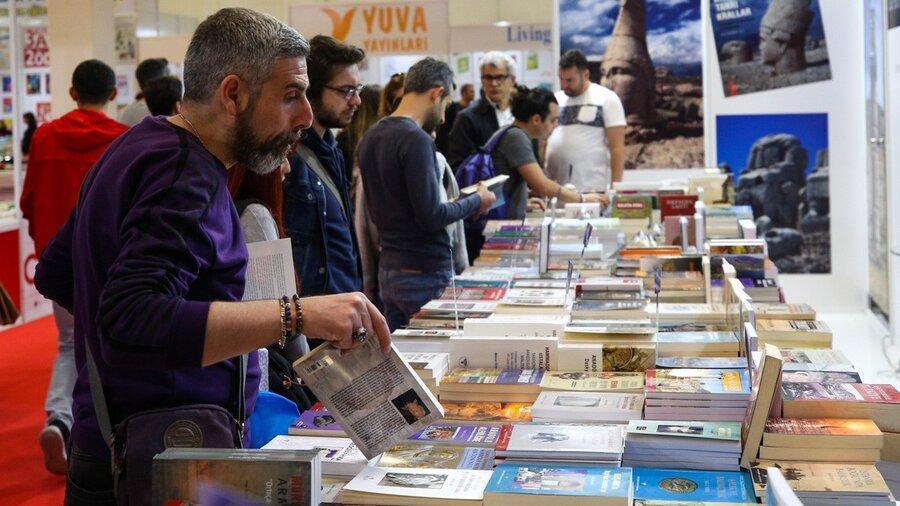 افتتاح نمایشگاه بین المللی کتاب استانبول