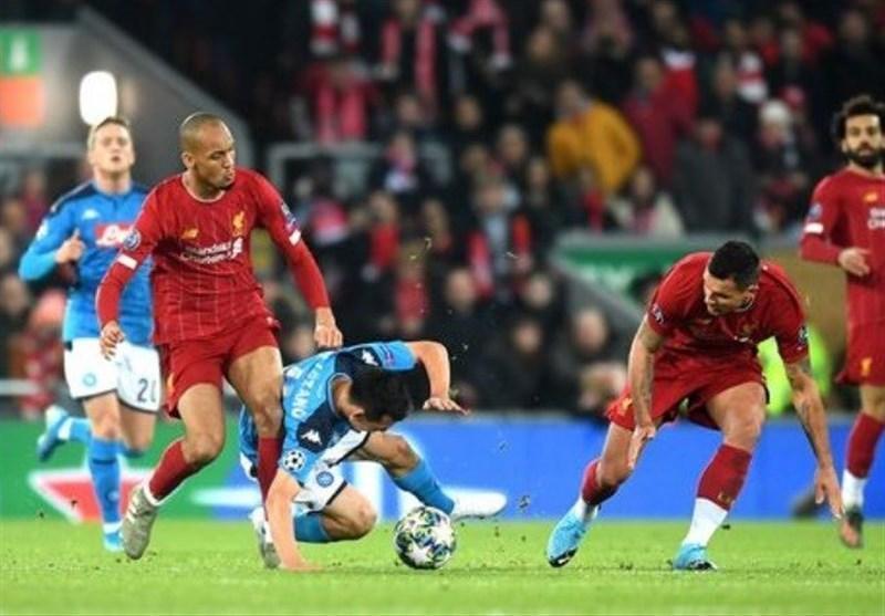 لیگ قهرمانان اروپا، صعود بارسلونا در شب رکوردشکنی مسی، امیدواری اینتر به صعود و توقف لیورپول در خانه