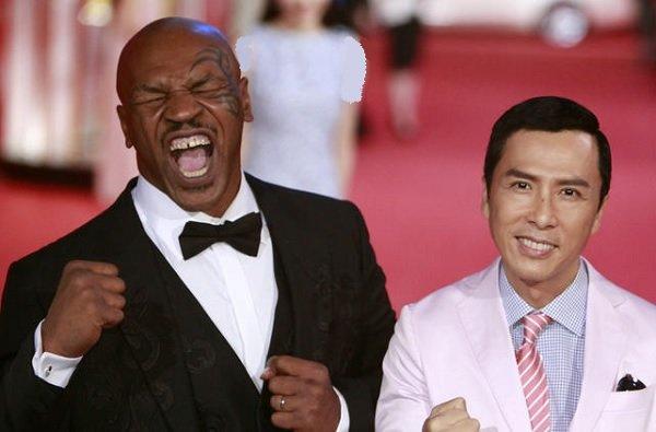 جشنواره فیلم شانگهای کلید خورد، جنگ ستارگان با جکی چان