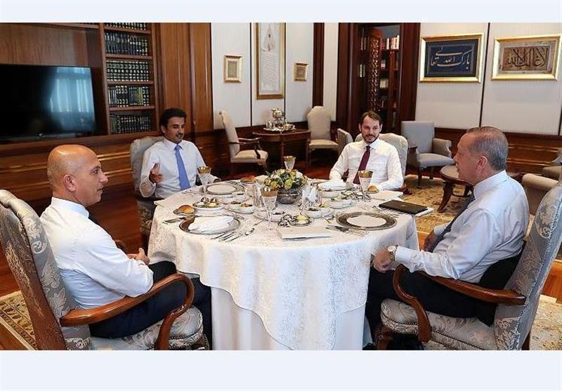 گزارش، روابط ترکیه و قطر در رقابت های منطقه ای