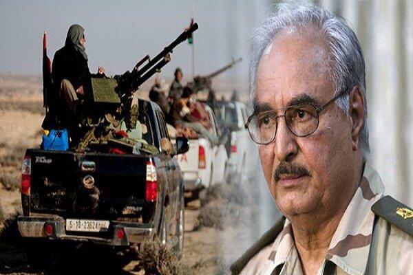 انتقاد فرماندهی کل نیروهای مسلح لیبی از ترکیه