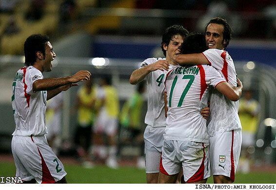 ایران در جام ملت های 2007، ریسک نافرجام قلعه نویی در مالزی