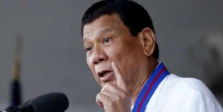 فیلیپین آمریکا را به لغو قرارداد نظامی تهدید کرد