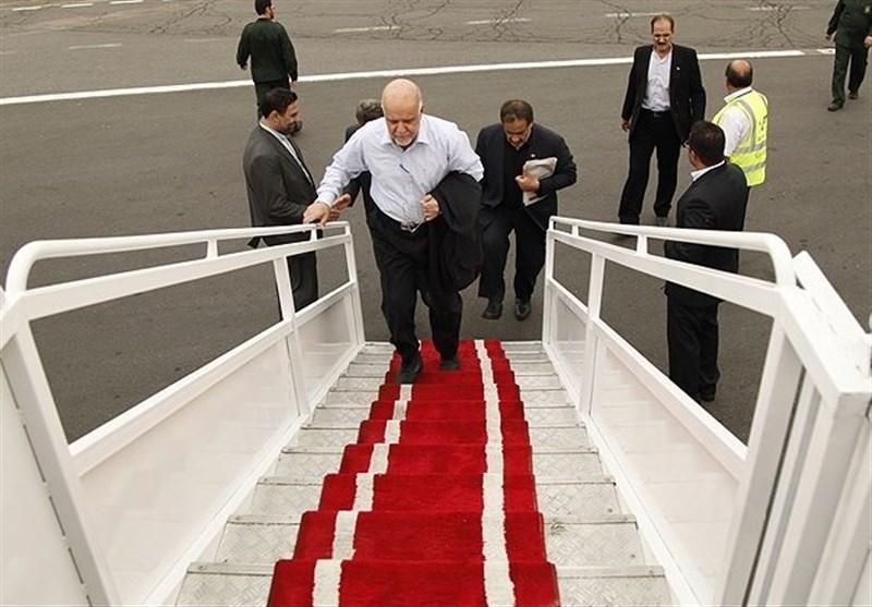 وزیر نفت راهی عمان شد، همکاری های دوجانبه در زمینه انرژی محور سفر زنگنه