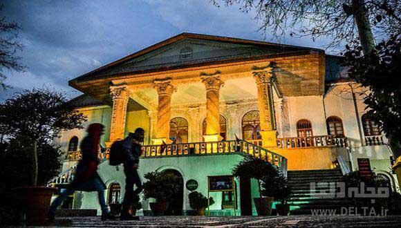 باغ فردوس، موزه سینمای ایران