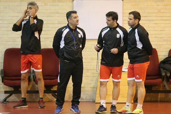 تیم ملی فوتسال راحت از تایلند رد می گردد، انگار 6 ماه تمرین کردیم
