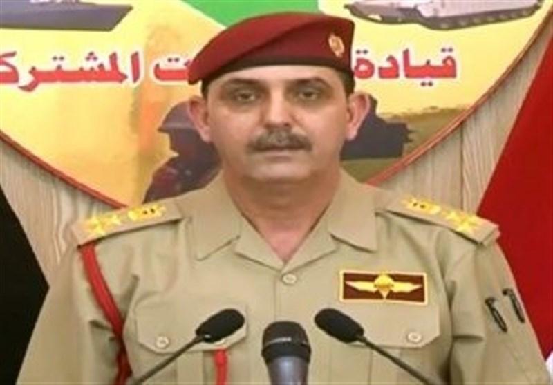 وزارت دفاع عراق: خروج آمریکایی ها از پایگاه ها هیچ تاثیری بر امنیت کشور ندارد