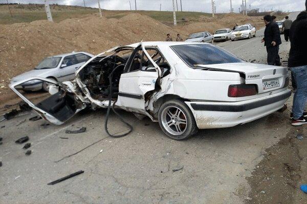 کاهش 40.6 درصدی تلفات جاده ای در نوروز 99 ، پرتلفات ترین روز