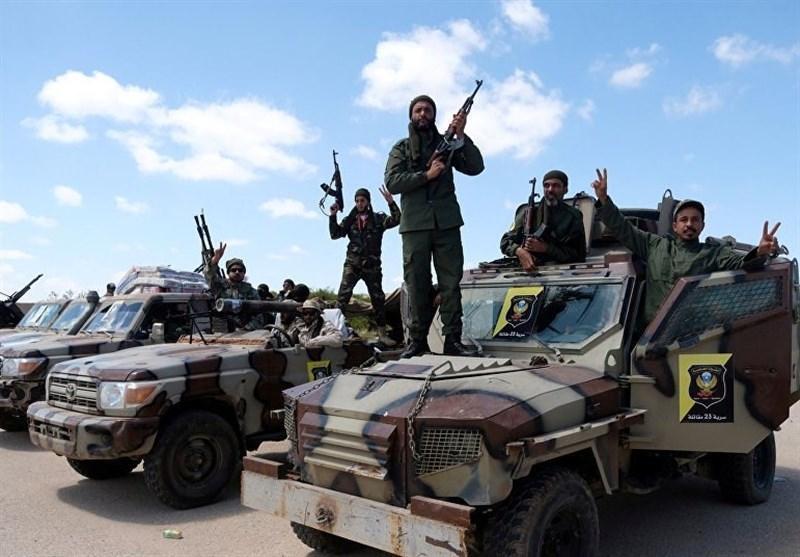 لیبی، حمله موشکی شبه نظامیان حفتر به طرابلس