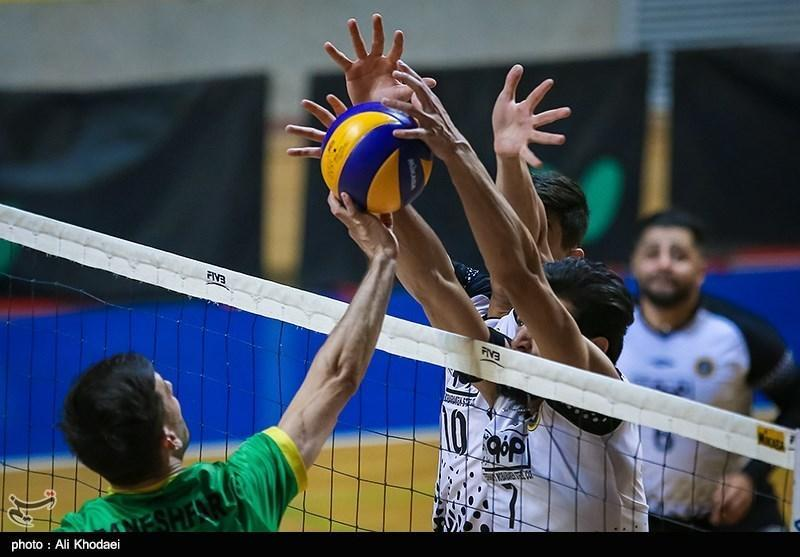 تعیین کف قرارداد برای بازیکنان شاغل در لیگ والیبال ایران