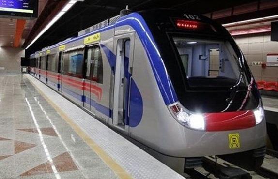 بهره بردارى از 6 ایستگاه در خط 6 مترو تا خاتمه سال، مترو تهران یک پروژه ملى است
