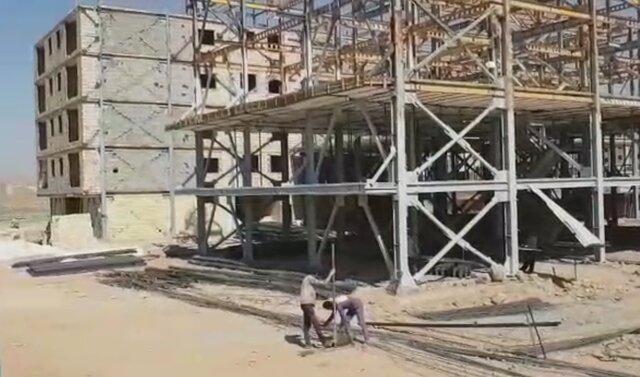 شروع عملیات اجرایی طرح اقدام ملی مسکن در شهرکرد