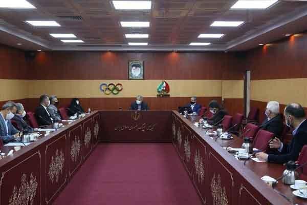 موافقت با افزایش حقوق ماهانه مدال آوران المپیکی