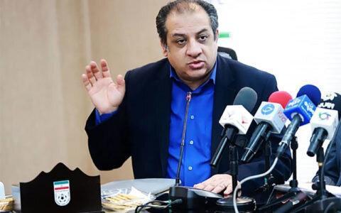 واکنش رئیس کمیته مسابقات سازمان لیگ به نامه تهدیدآمیز 4 باشگاه