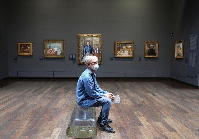 آثار نقاشان امپرسیونیست فرانسه بار دیگر تماشایی شد