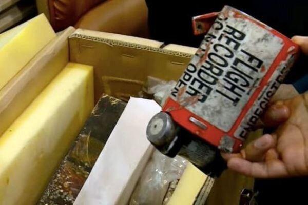 جعبه سیاه هواپیمای اوکراینی ماه آینده در فرانسه خوانده می شود