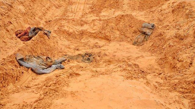 ارتش لیبی: 190 جسد در طرابلس و ترهونه کشف کردیم