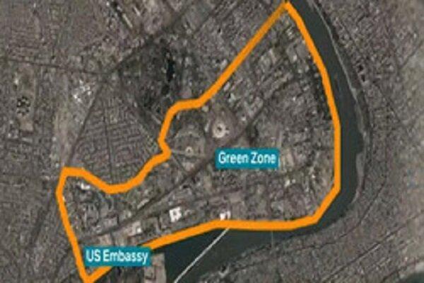 واشنگتن در ورای حملات به منطقه سبز و فرودگاه بغداد است