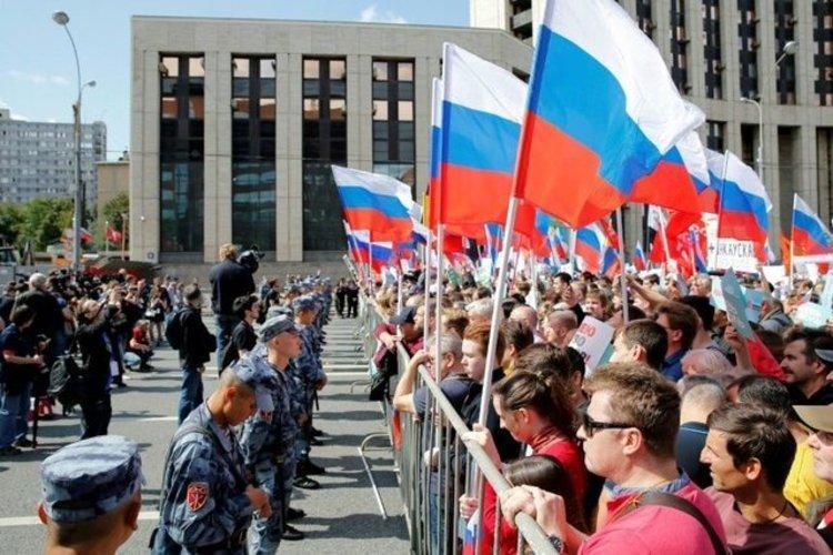 رویداد نادر در روسیه؛ اعتراض یک شهر علیه کرملین