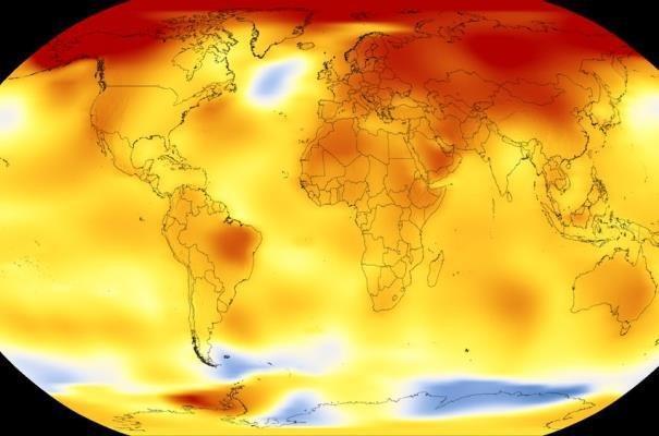 تغییرات آب وهوایی بدن انسان را از کار می اندازد