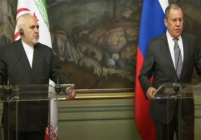 ظریف: مواضع روسیه و چین به حفظ برجام یاری می نماید