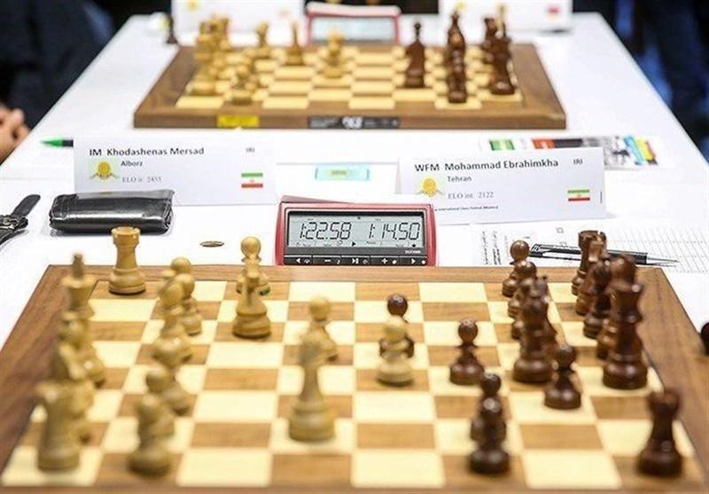 حضور اساتید عظیم شطرنج کشور در مسابقات جام مدافعان سلامت