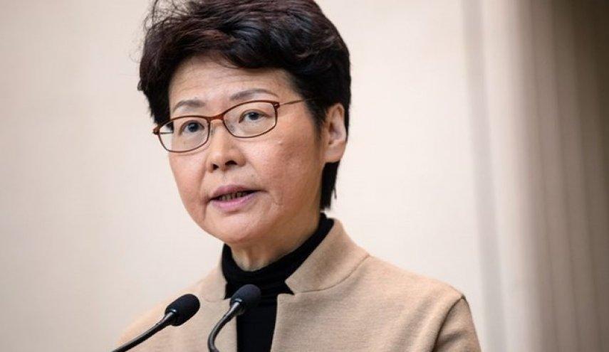 آمریکا میخواهد فرماندار هنگ کنگ را تحریم کند