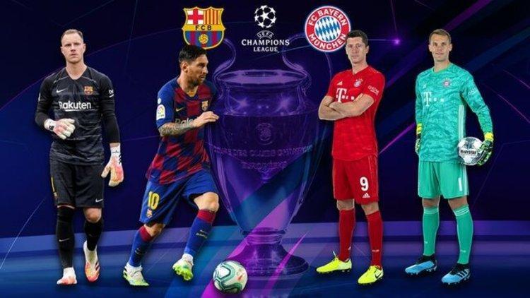 امشب؛ بایرن مونیخ - بارسلونا، فینال زودهنگام لیگ قهرمانان