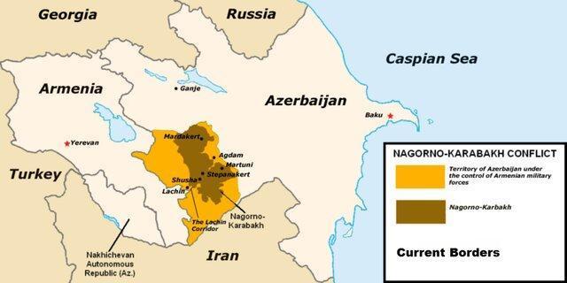 درخواست قره باغ از ایران، روسیه و ارمنستان چیست؟