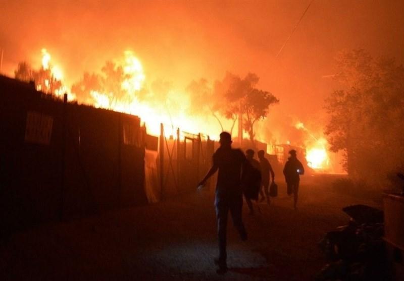 اردوگاه موریا جهنم ساخت بروکسل، آتشی مهیب که رسوایی اروپا را شعله ور کرد