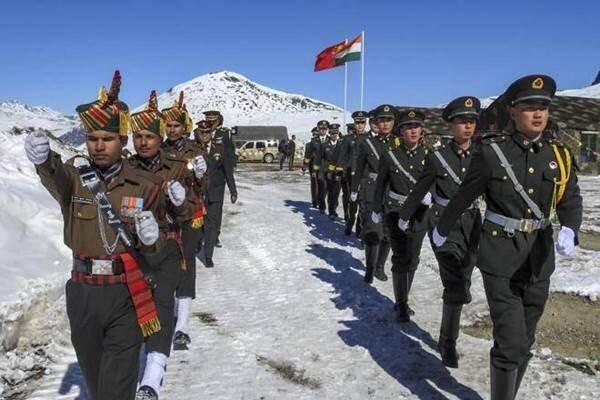 چین 10 هزار نیروی جدید به لاداخ اعزام کرد