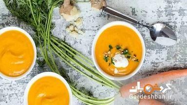 سوپ زنجبیل؛ غذای مفید برای تقویت سیستم ایمنی بدن