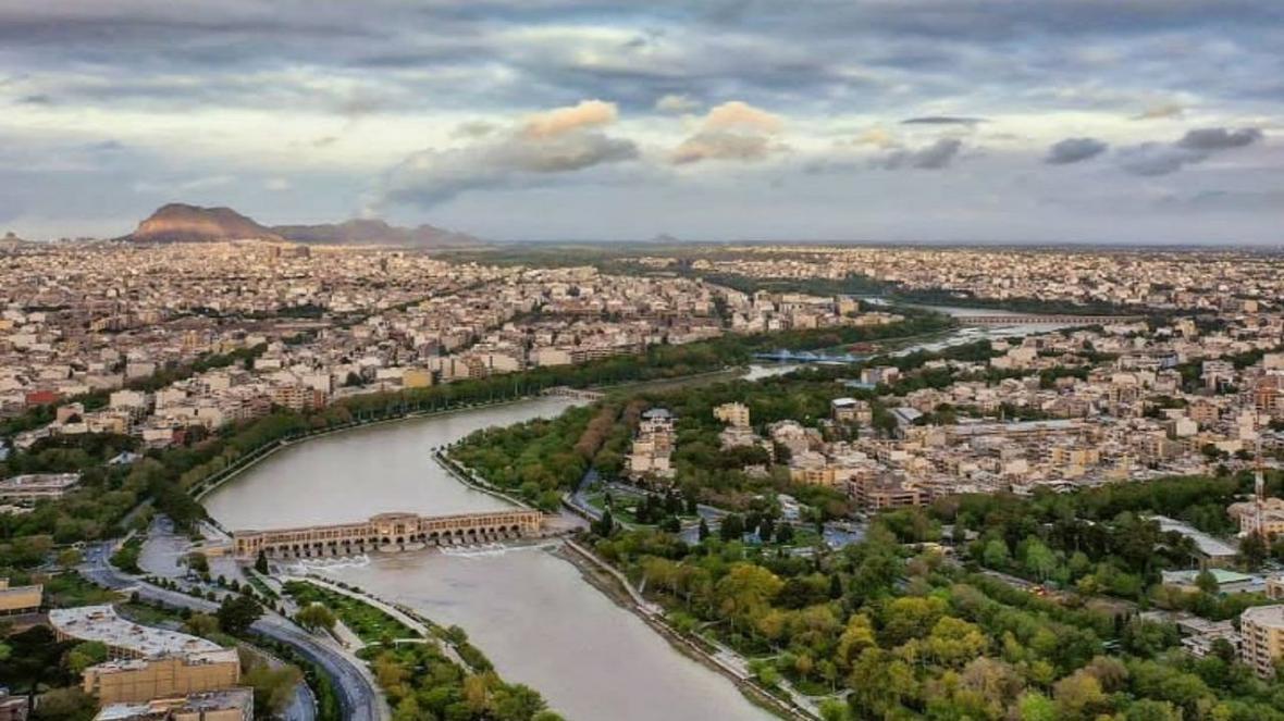 دمای هوا در استان اصفهان افزایش می یابد