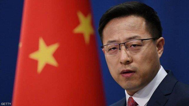 واکنش سخنگوی وزارت خارجه چین به سیاست خارجی آمریکا درباره ایران